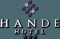 Hande Hotel Logo - Mor Yıldız